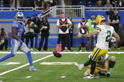 Packers Lions Football