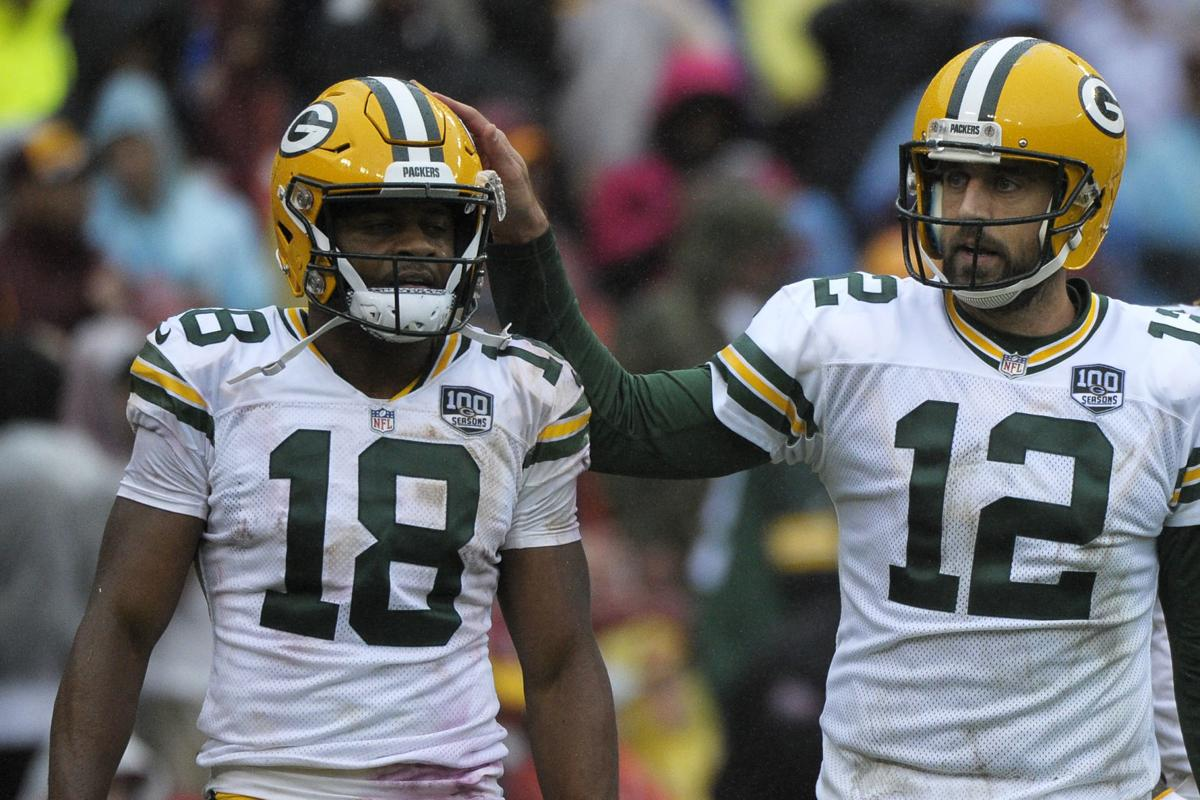 buy online 6820b bcea6 After worst game of his career, Packers' Randall Cobb goes ...