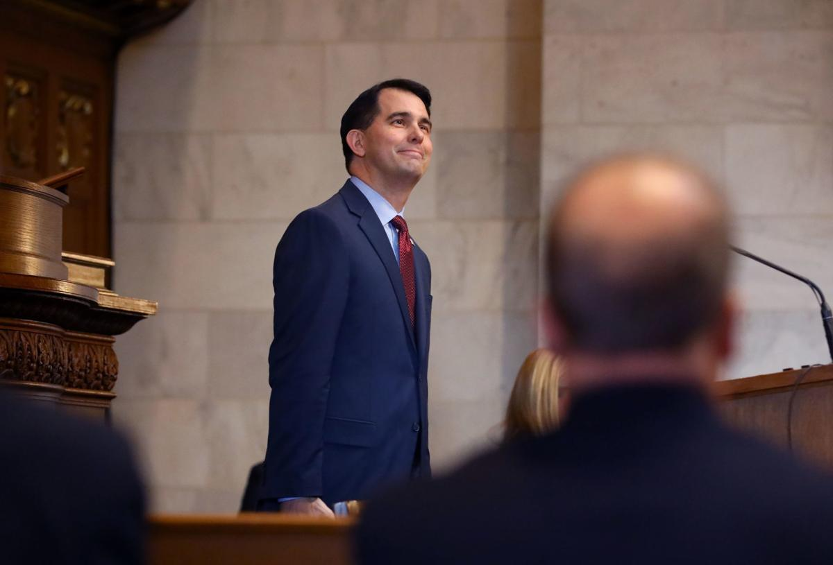 Walker budget address