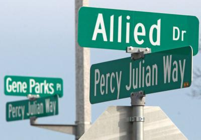 Allied Drive signs (copy)