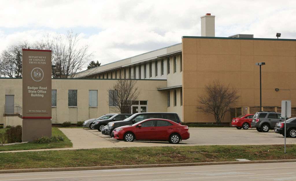 Badger Road State Office Building