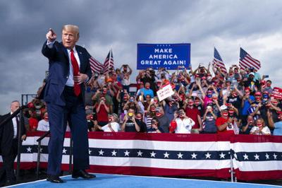 After Trump, will the presidency recede a bit for Americans? (copy)