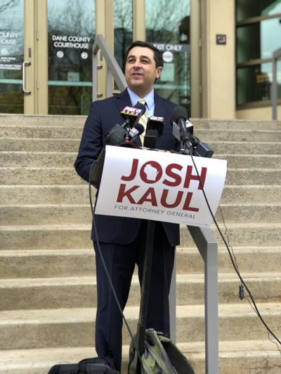 Josh Kaul victory