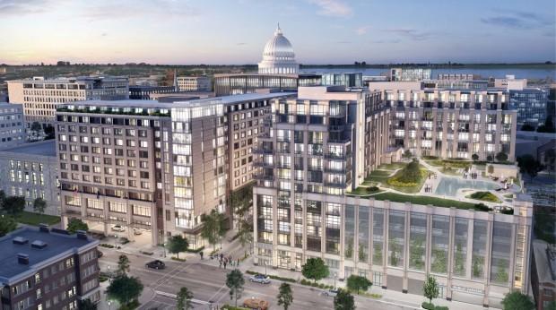 Journeyman Group Judge Doyle Square proposal