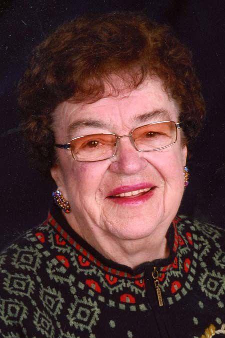 Magnuson, Janice May