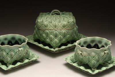 Beyond teapots: Artisan Gallery spotlights new clay works in