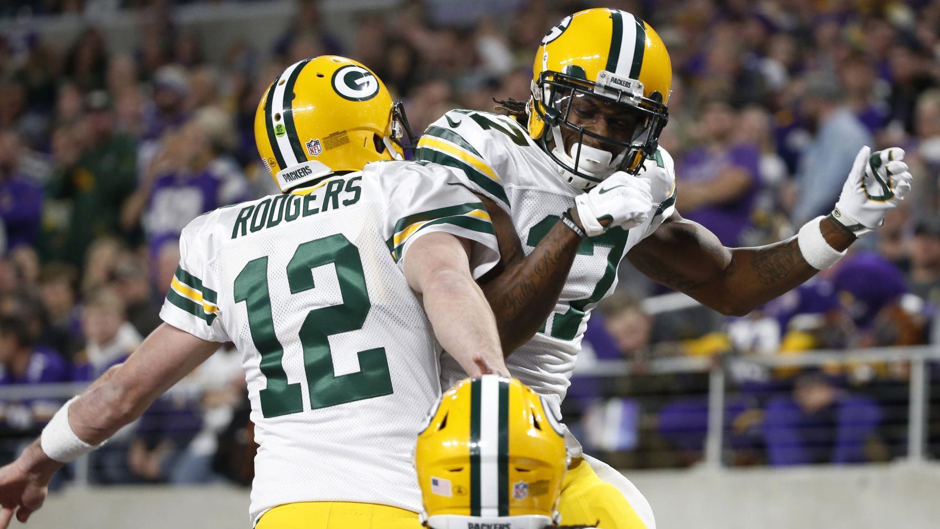 Davante Adams' first impression of new Packers coach Matt LaFleur? 'Innovative,' 'really relatable'