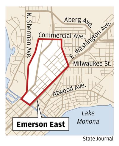 Emerson East neighborhood