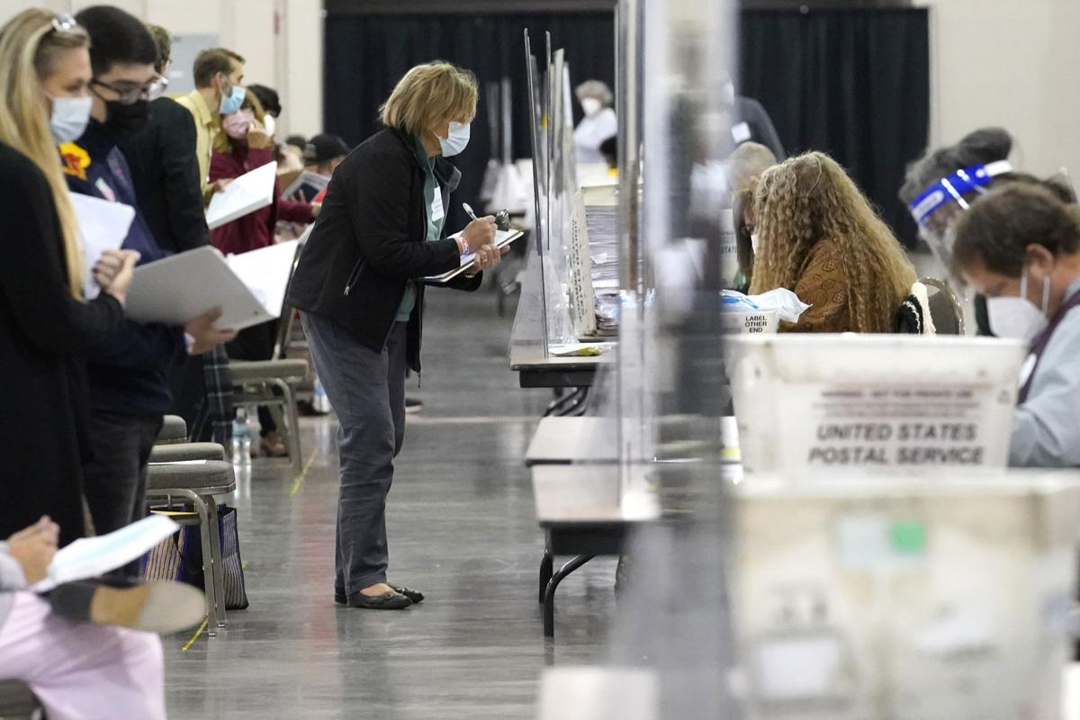 Election 2020 Recount Wisconsin