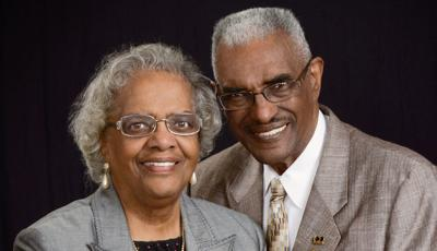 Virginia and Perry Henderson