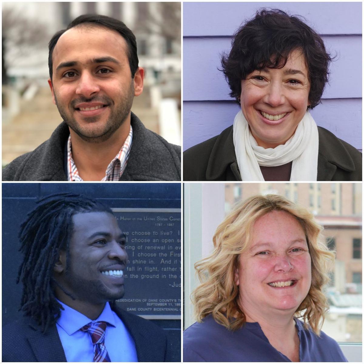 District 12 City Council candidates