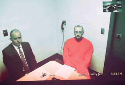 Jake Patterson in court