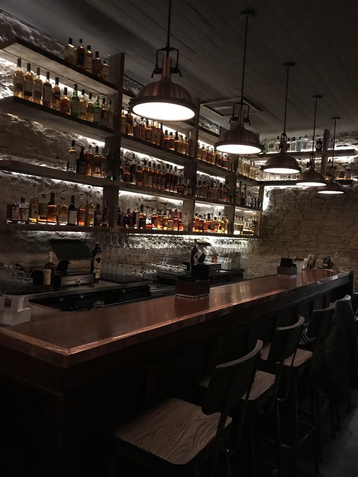 Boar & Barrel bar