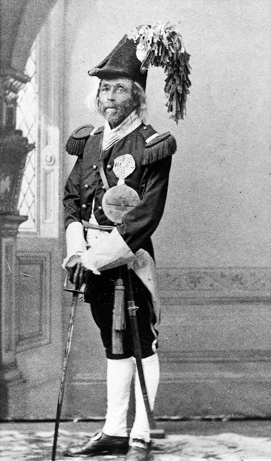 William H. Noland in 1876
