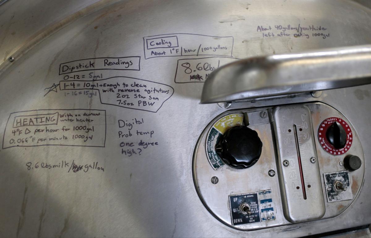 Tank notes