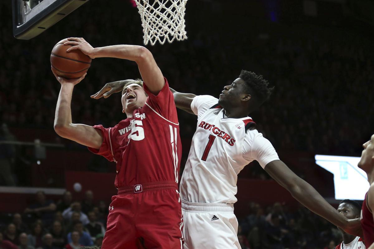 Wisconsin Rutgers basketball