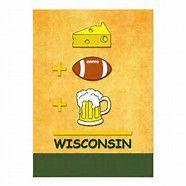 Beer, cheese, football