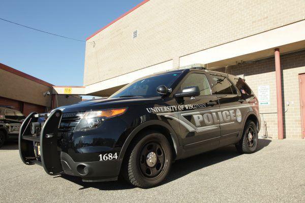 UW-Madison police squad