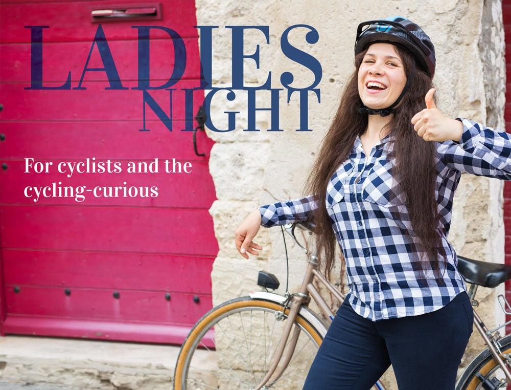 Ladies Night at Machinery Row Bicycles
