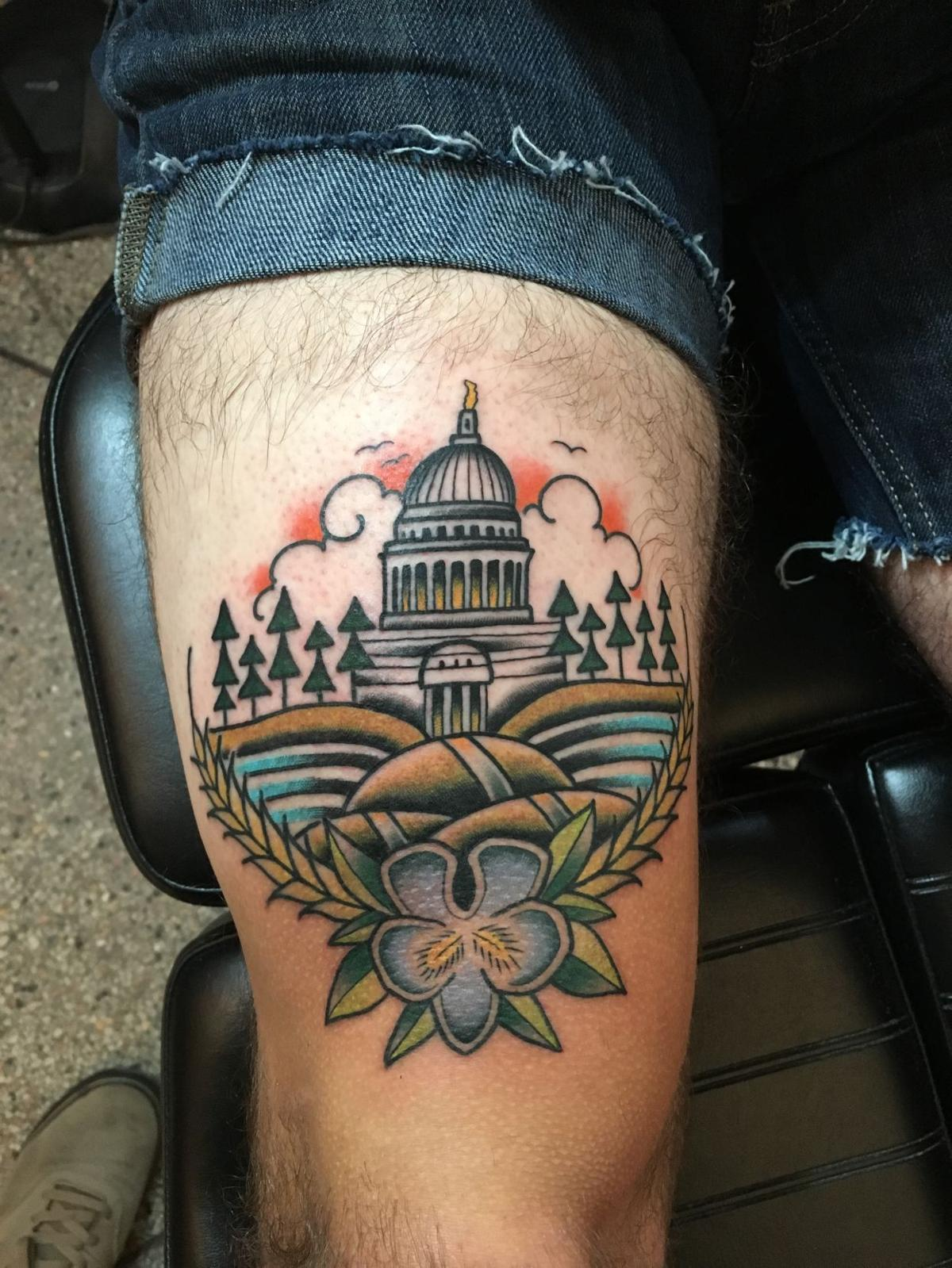 Tattoo Part 2 Even More Wisconsin Tattoos Submitted By Our Readers