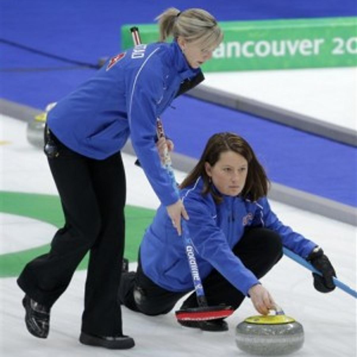 Anette Norberg medal hopes all but gone for mccormick, u.s. | olympics