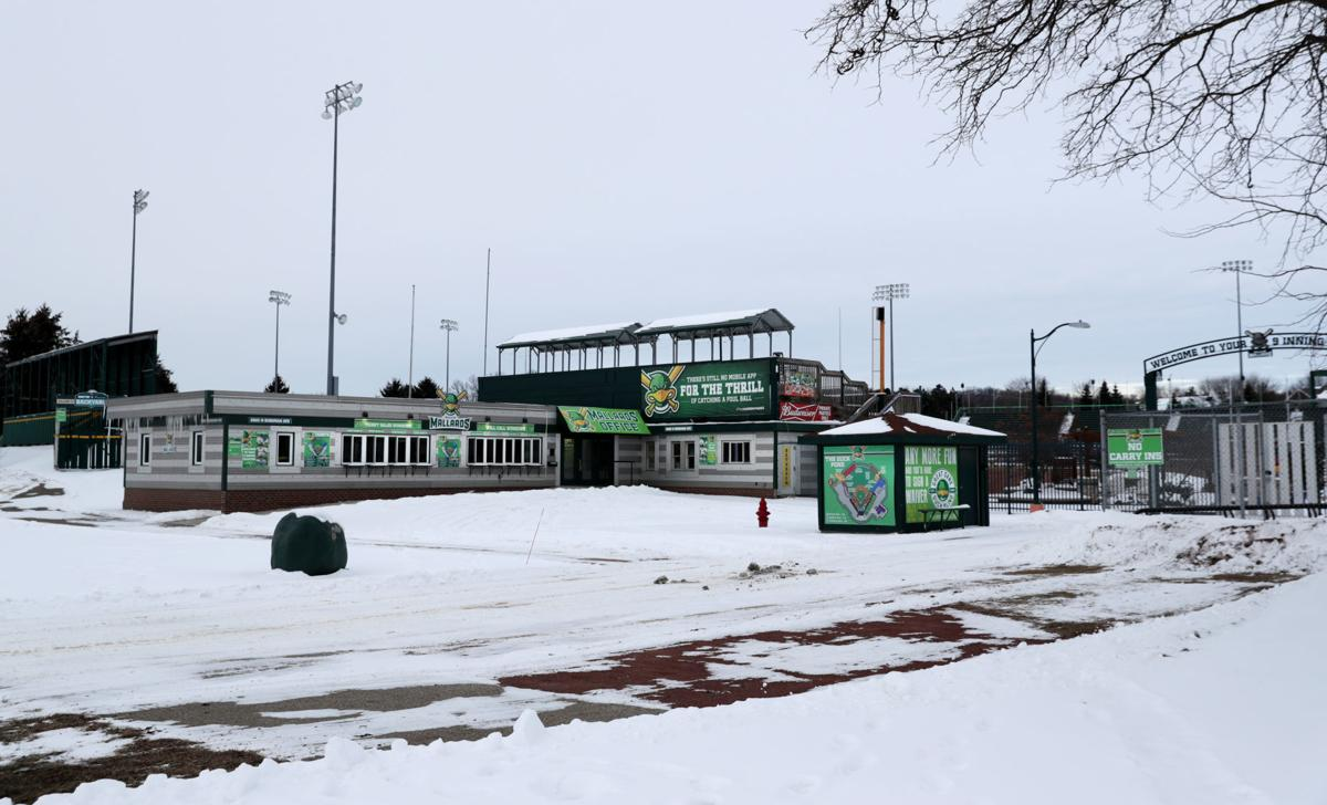 Warner Park stadium