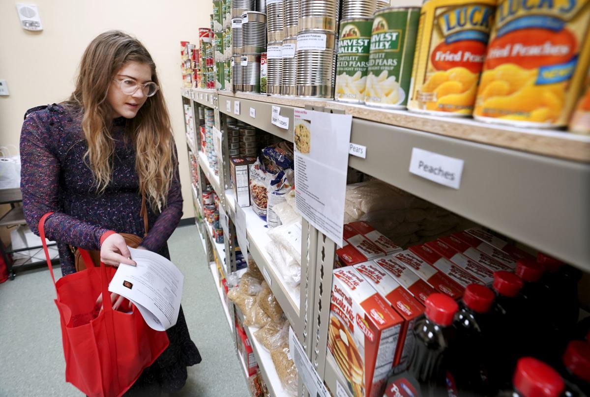 MATC food pantry