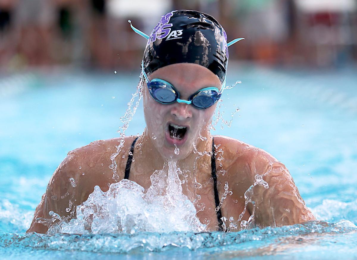 Prep girls swimming photo: Middleton's Ally Silvestri
