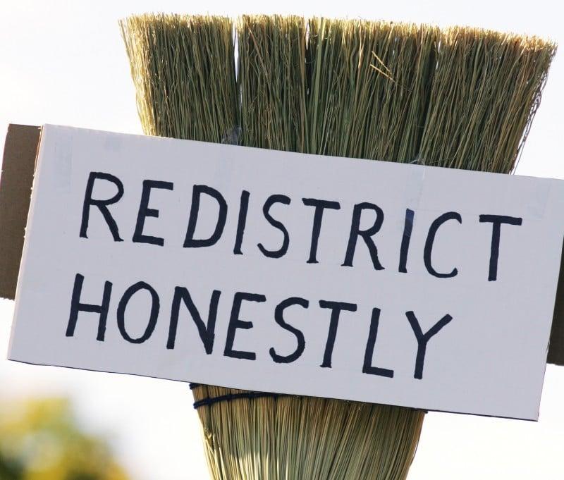 Redistrict broom