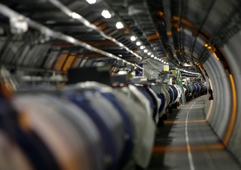Switzerland Particle Collider