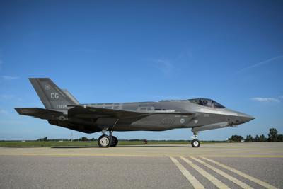 F-35 at Volk Field