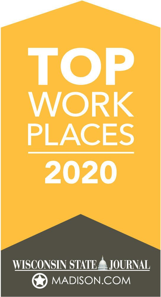 Top workplaces 2020 logo - vertical