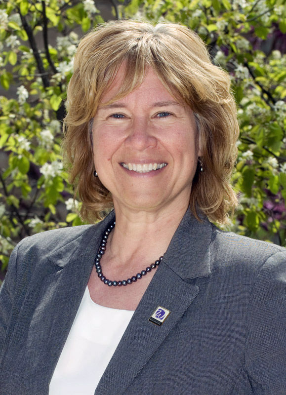 UW-Whitewater Chancellor Beverly A. Kopper