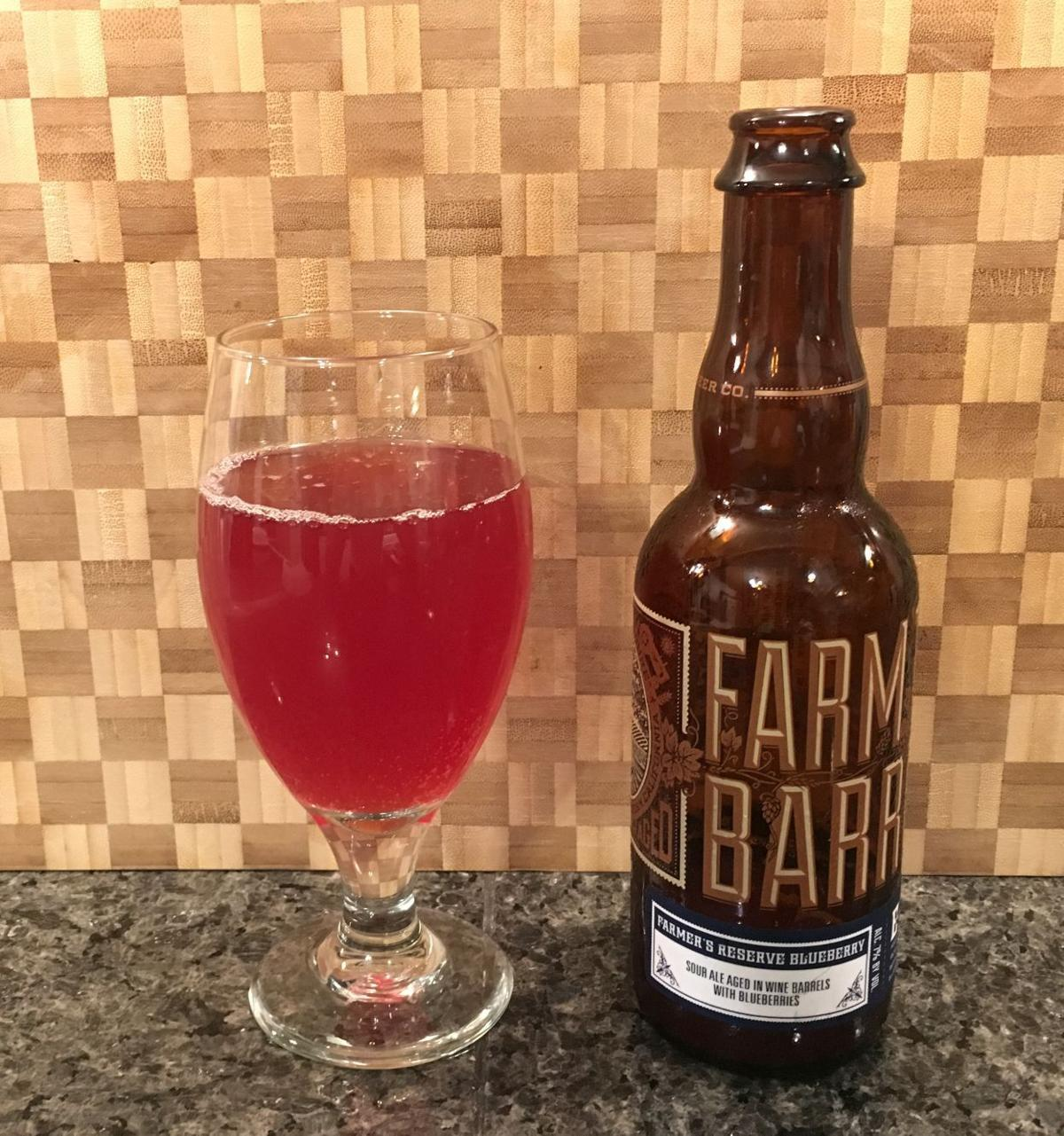Beer Baron From Almanac Sours With A California Flavor Beer