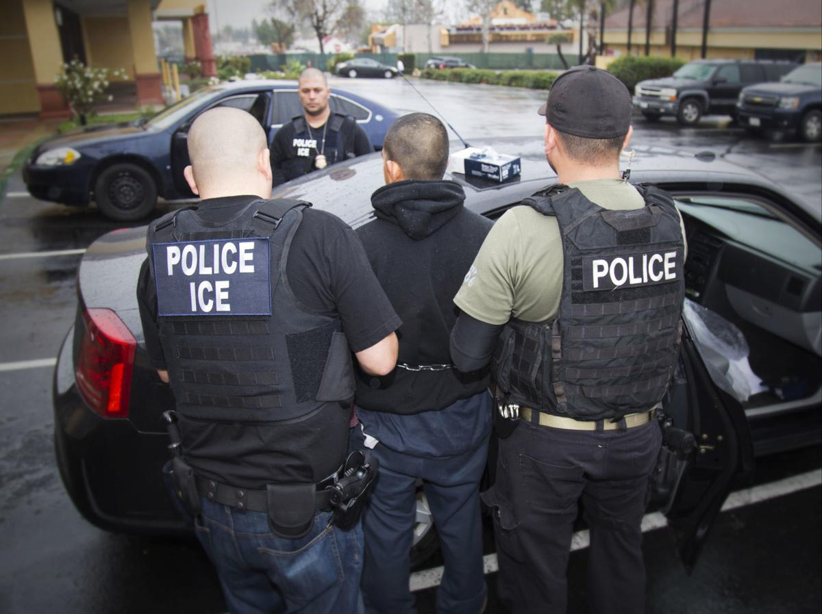 ICE steps up presence in Madison   Politics and Elections   madison com