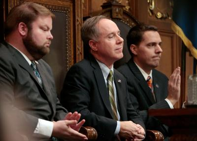Robin Vos at State of the State