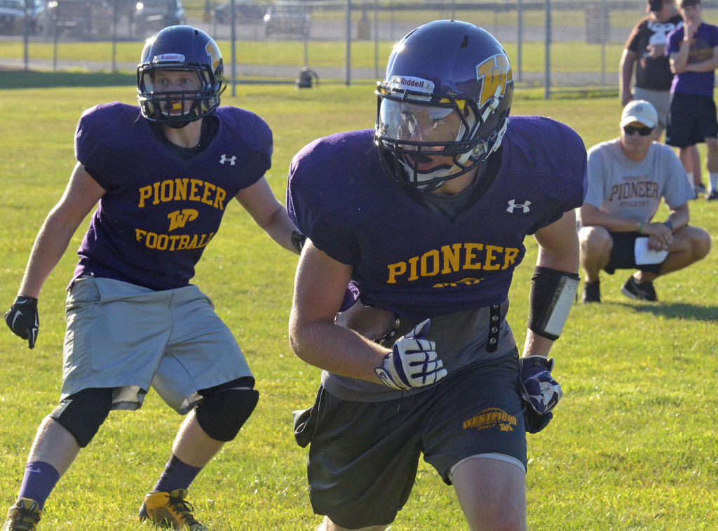 PREP FOOTBALL: Westfield looks to keep moving up | | madison com
