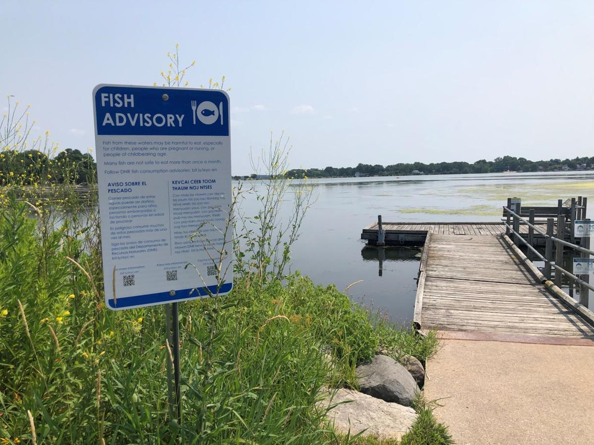 Lake Monona fish advisory