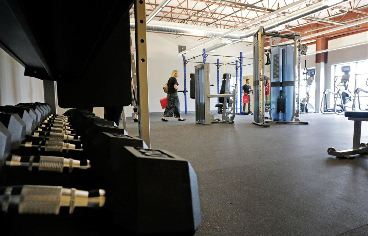 Sub-Zero Group fitness center