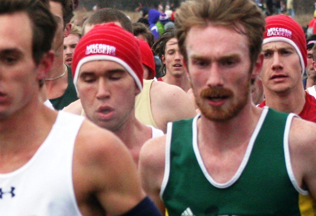 NCAA men's cross country   Schrobilgen, Van Voorhis