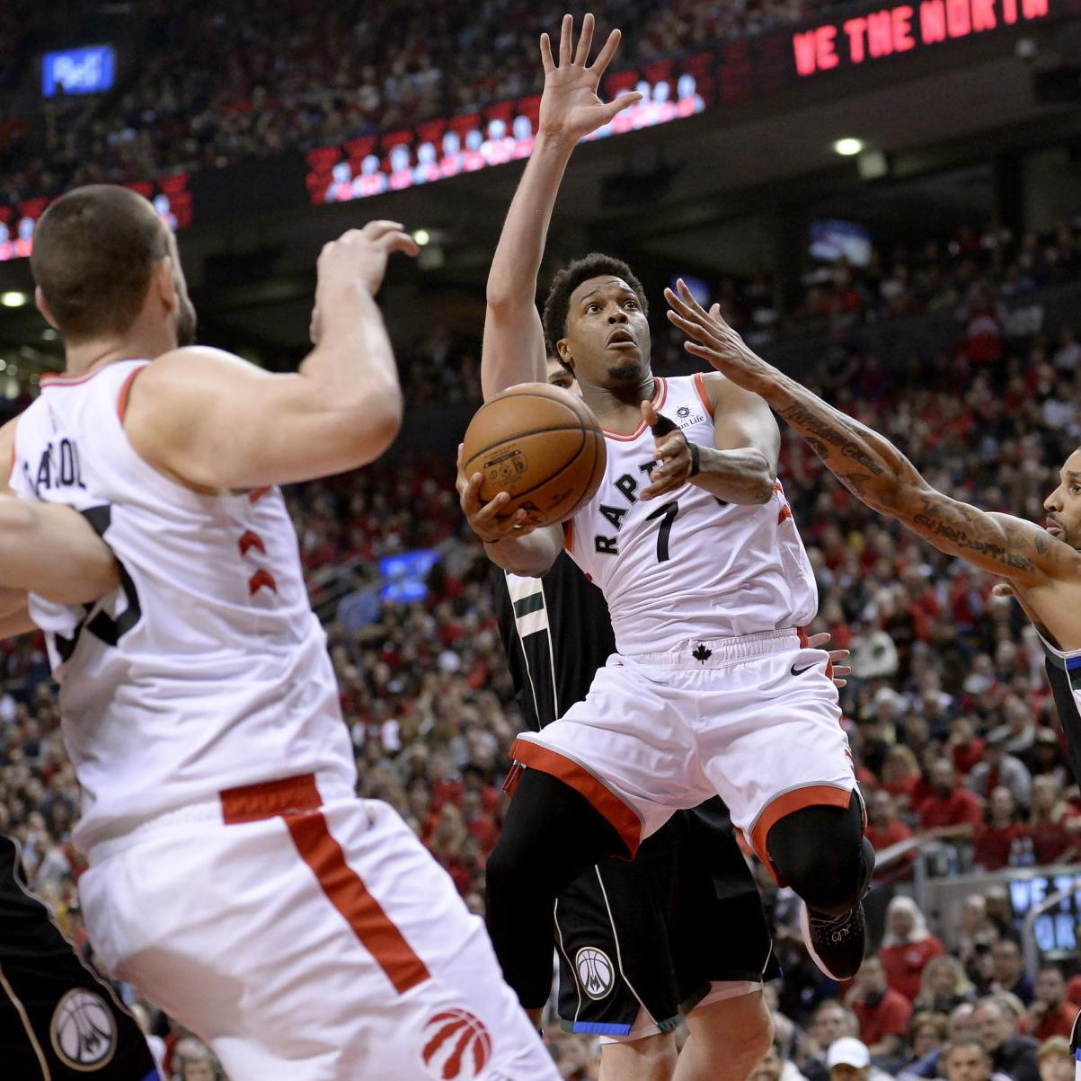 Collapse complete: Bucks drop 4 straight to Raptors to end