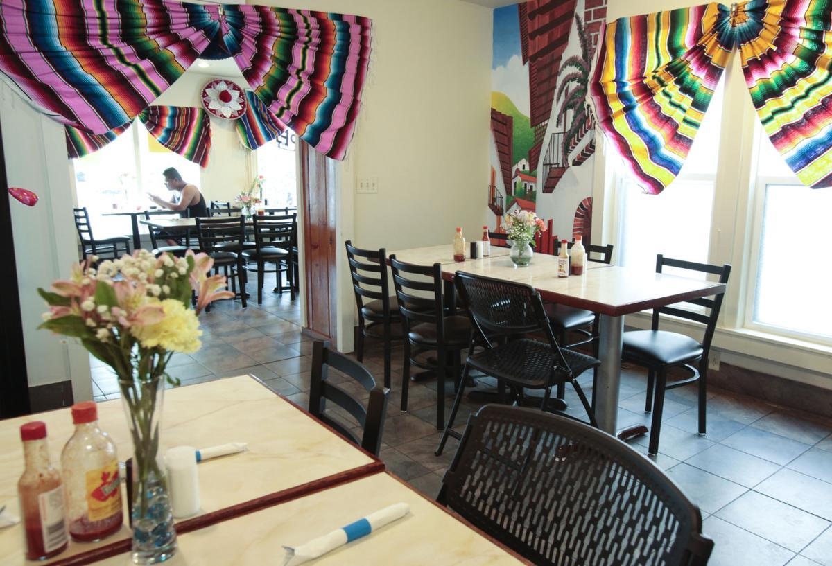 El Sabor de Puebla interior