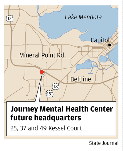 Journey Mental Health Center To Expand Move To Madison S West Side
