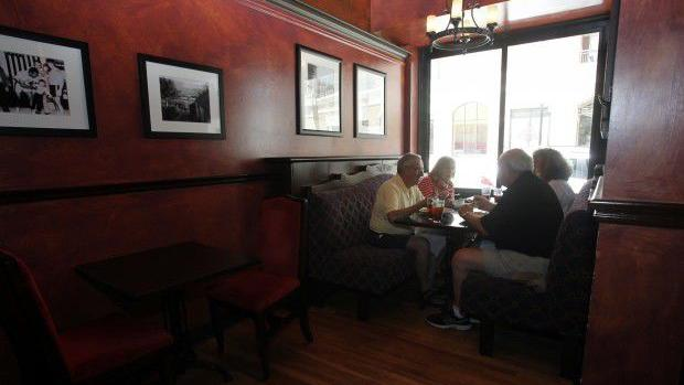 Brocach on Monroe Street closes, citing street construction and heavy rains