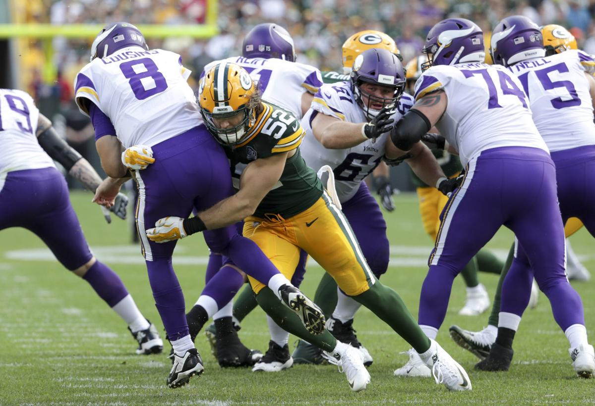 Packers notebook  Controversial roughing-the-passer penalty leaves Clay  Matthews at a loss for words  c91513c00