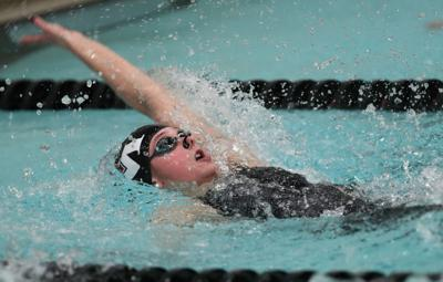 WIAA girls swimming photo: Middleton's Gabriela Pierobon Mays