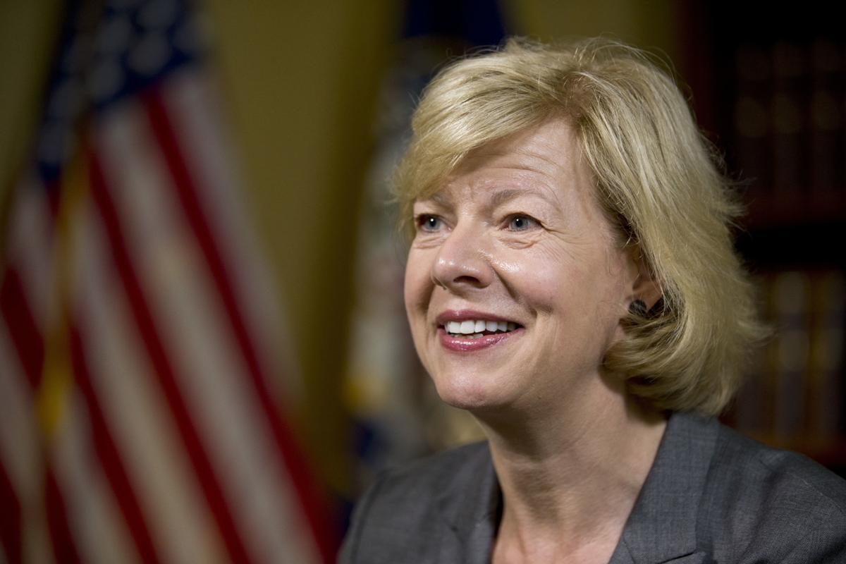 Sen. Tammy Baldwin poll