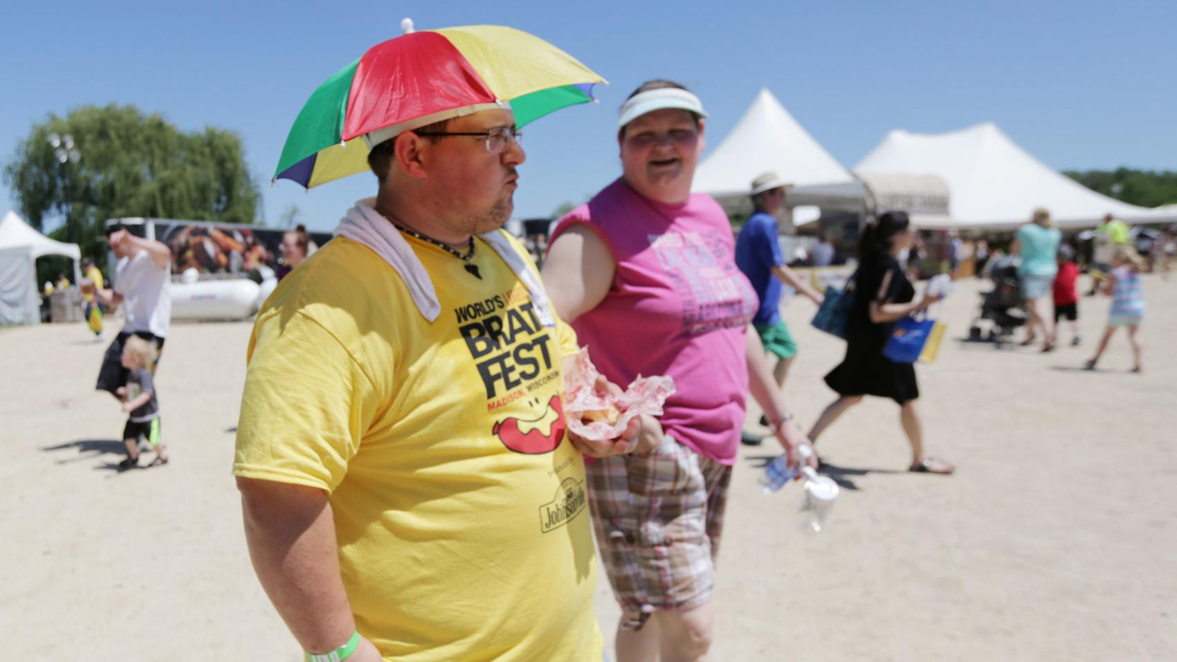 Staying cool is critical during hottest weather in 7 years in Wisconsin