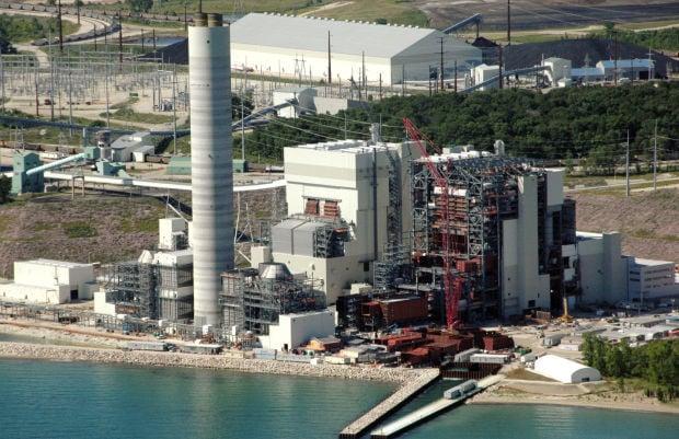 Wisconsin Energy's Oak Creek power plant