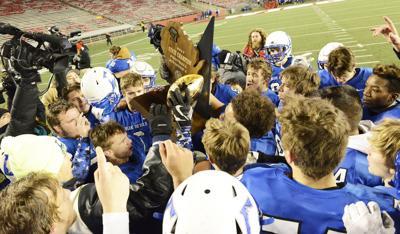 WIAA state football finals: Lodi celebrates its first Division 4 championship